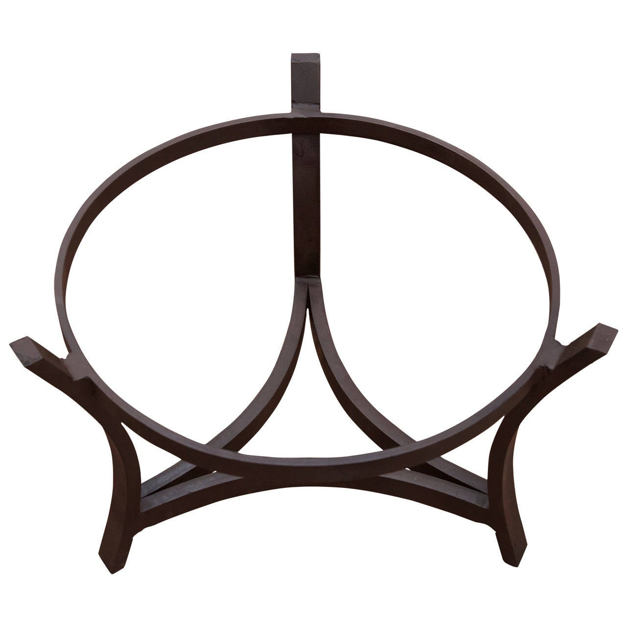 Wrought Iron Table Base Model For Sale At 1stdibs