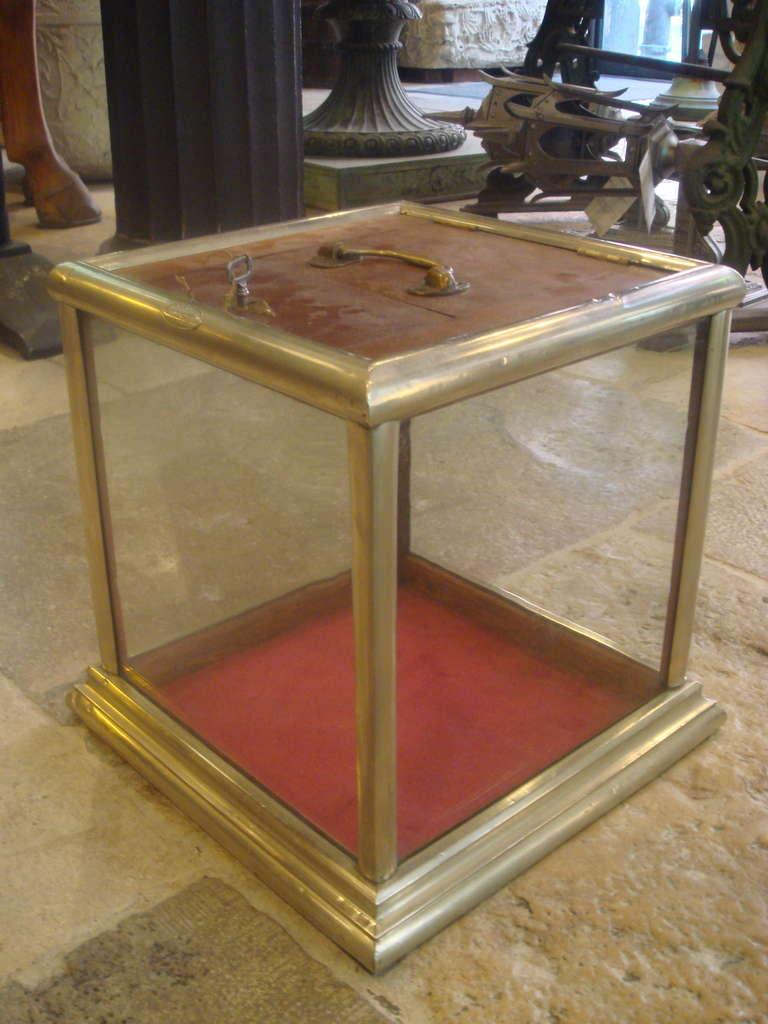 unique display case for sale at 1stdibs. Black Bedroom Furniture Sets. Home Design Ideas