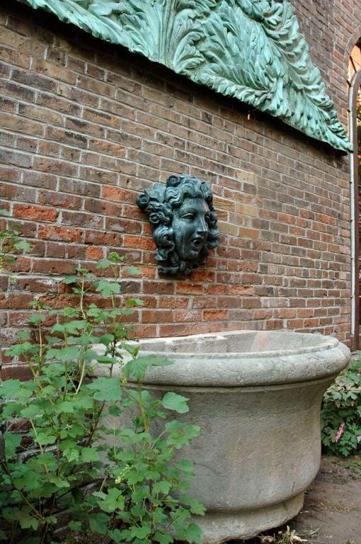 18th Century Stone Basin For Sale 3