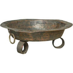 Colonial Cooking Vessel from the 18th Century