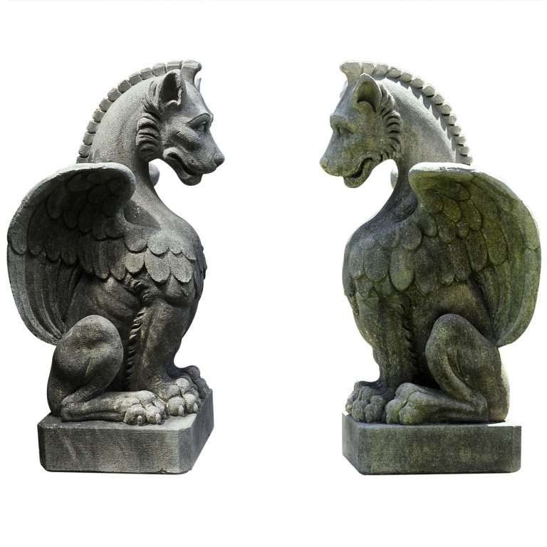 Winged Gargoyles