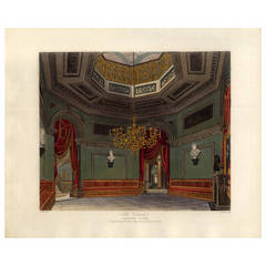 Set of 100 Hand-Painted Royal Palace Interiors, by William Henry Pyne