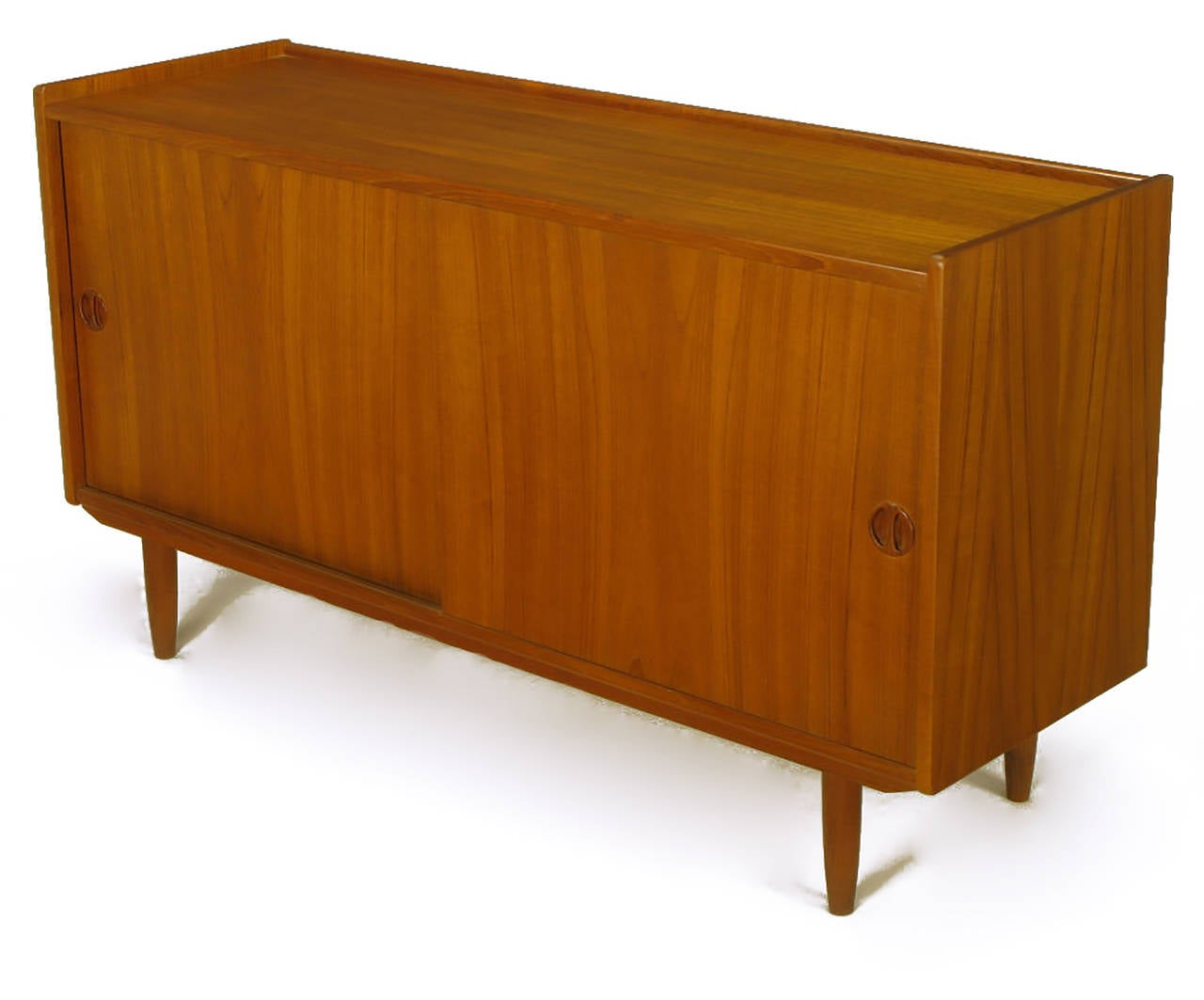 Teak Wood Buffet ~ Jydsk mobelindustri modern teak wood sideboard for sale at