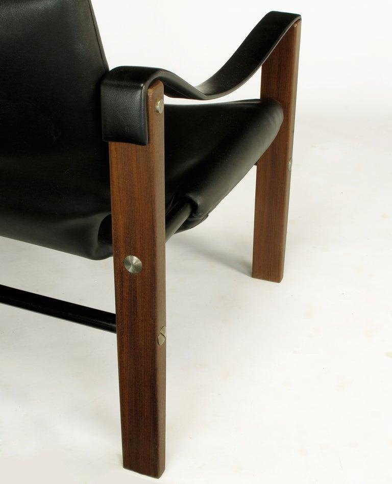 Maurice Burke For Arkana Quot Safari Quot Lounge Chair And Ottoman