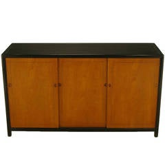 Michael Taylor for Baker New World Mahogany Cabinet