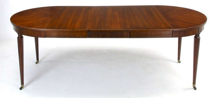 Kindel Verona Dining Table With Parquetry Walnut Top and  : 0006l from www.1stdibs.com size 768 x 344 jpeg 17kB