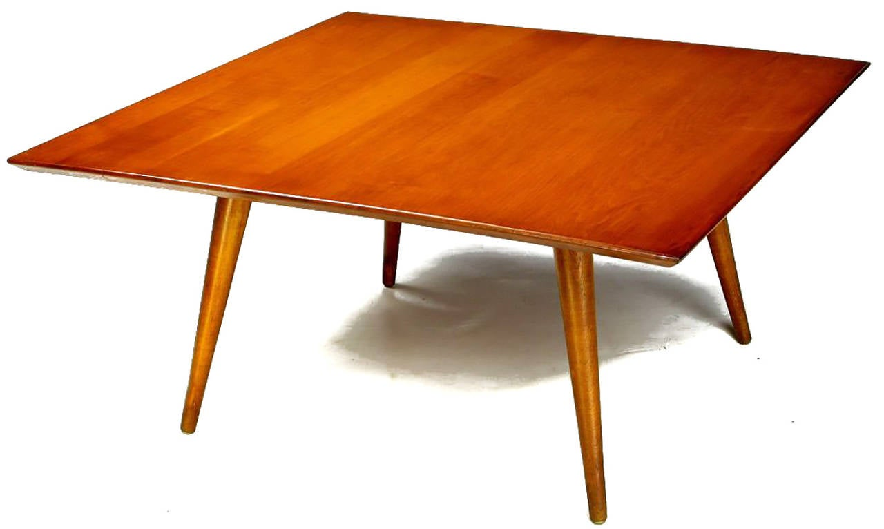Paul McCobb Planner Group Coffee Table In Excellent Condition For Sale In Chicago, IL