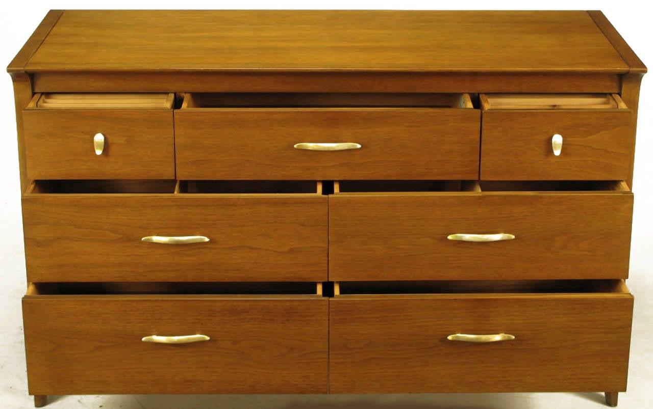 Anodized John Van Koert Profile Collection Walnut Dresser