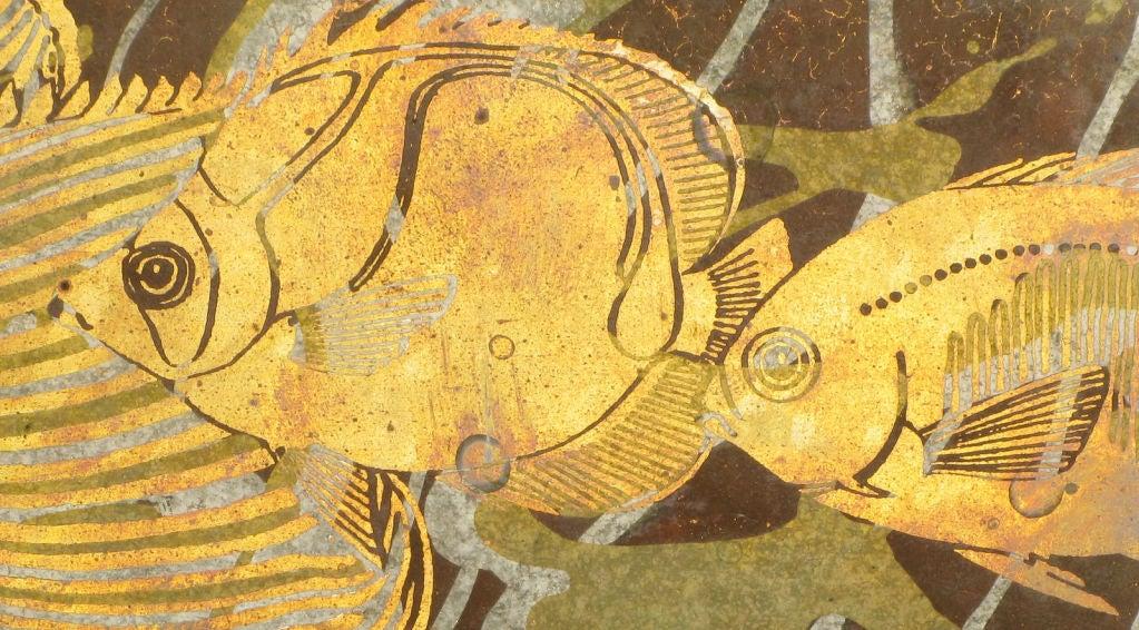 Pacific Design Center Brass Art
