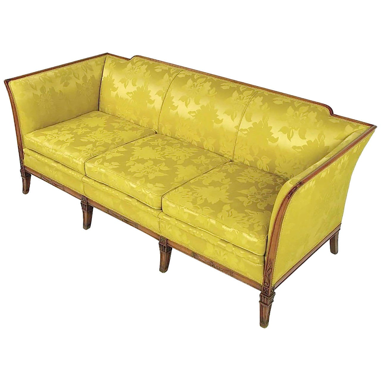 Damask Sofa Damask Sofa Hereo Thesofa