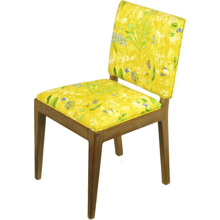 Landstrom furniture limed mahogany desk chair at 1stdibs