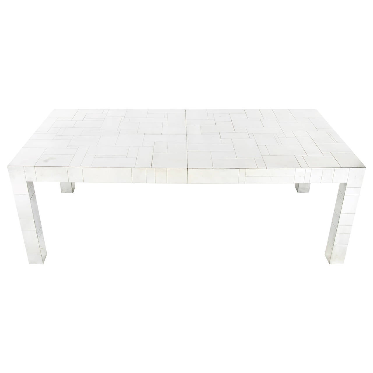 Paul Evans Cityscape Long Dining Table 1