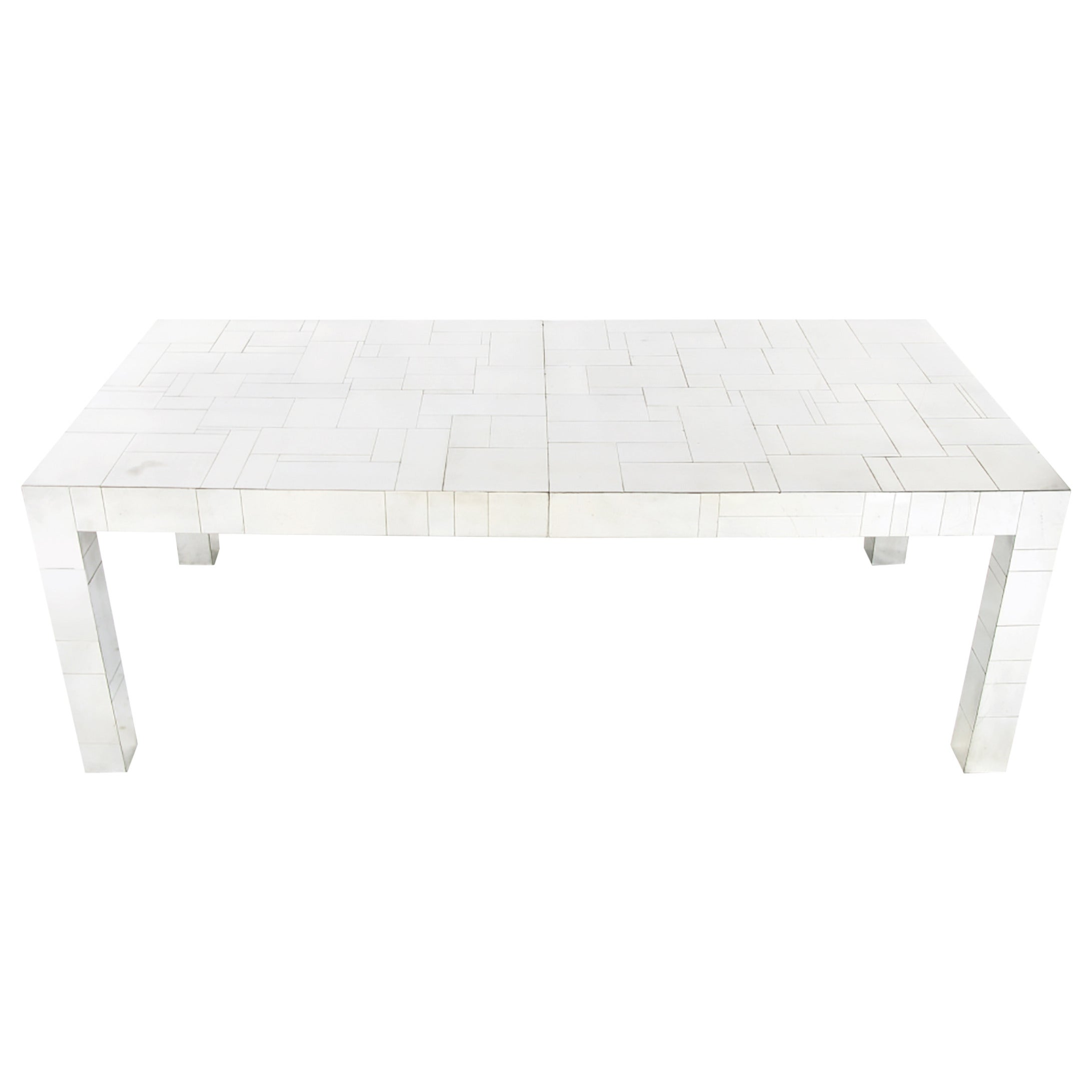 Paul Evans Cityscape Long Dining Table