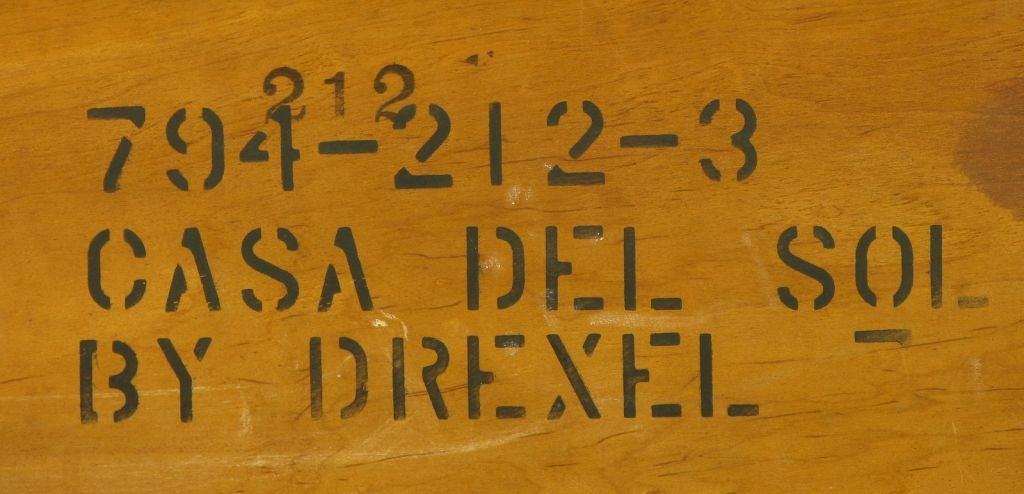 John Van Koert Casa del Sol Collection Coffee Table For Sale 2