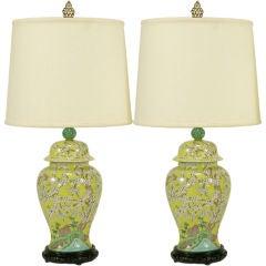 Hong Kong Table Lamps