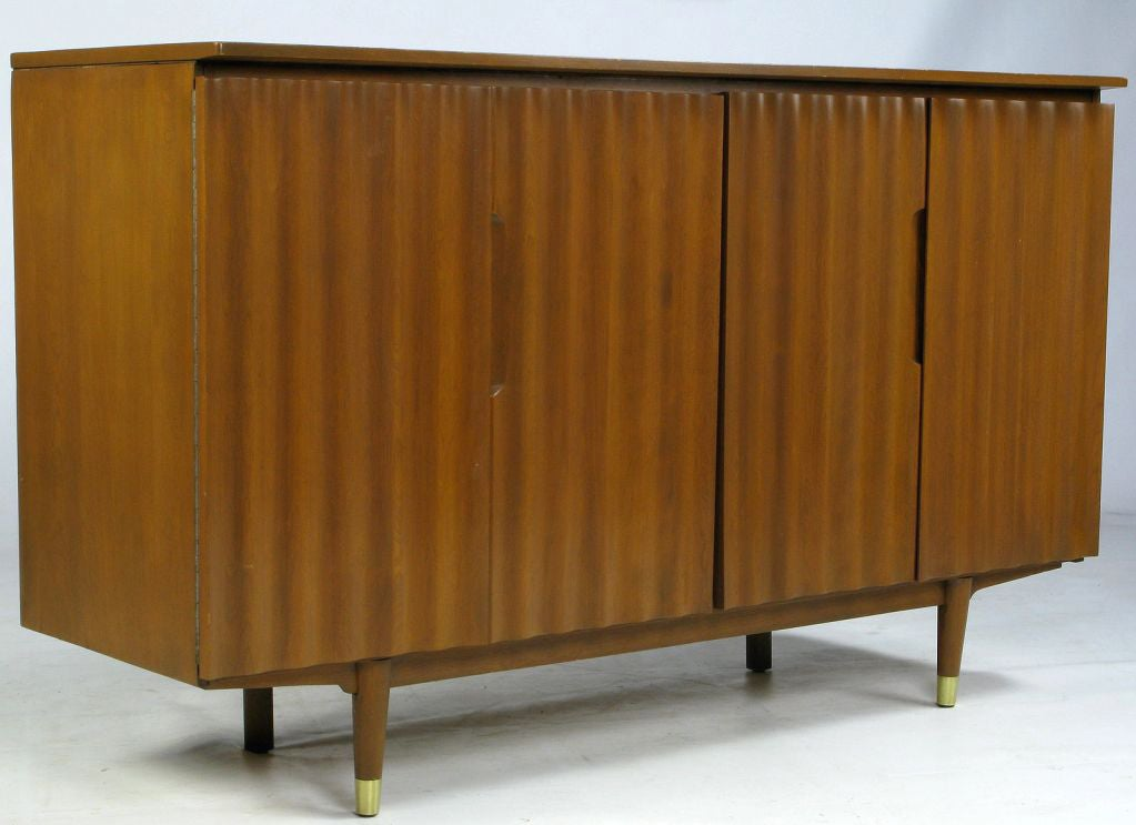 Jan kuypers birch sideboard by imperial of canada at stdibs