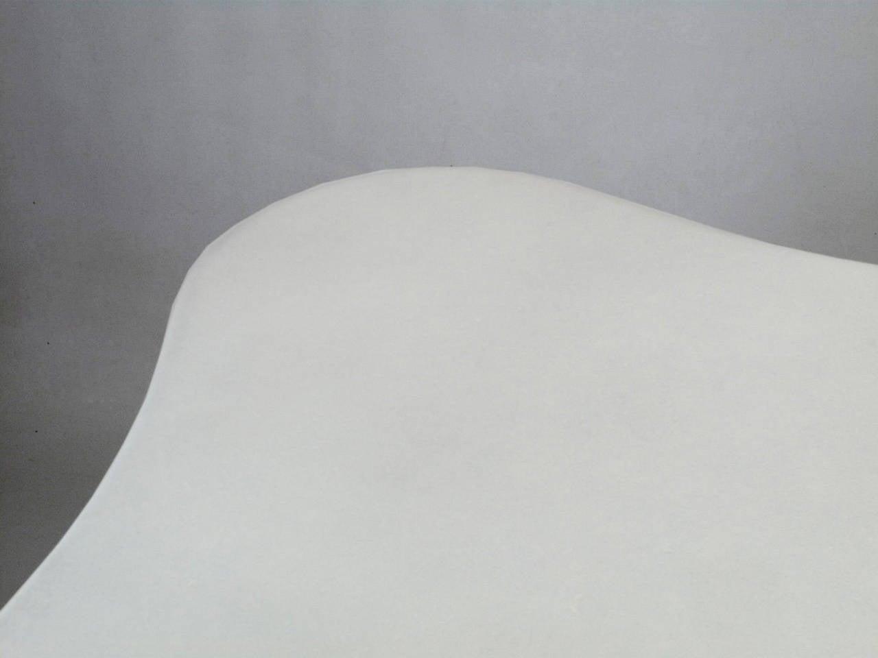 Paul Frankl Cork Top Quatrefoil Game Table For Sale 2