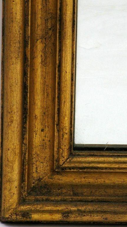 Francisco Hurtado Spanish Gold And Silver Gilt Wall Mirror