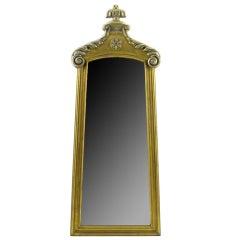 Francisco Hurtado Spanish Gold & Silver Gilt Wall Mirror