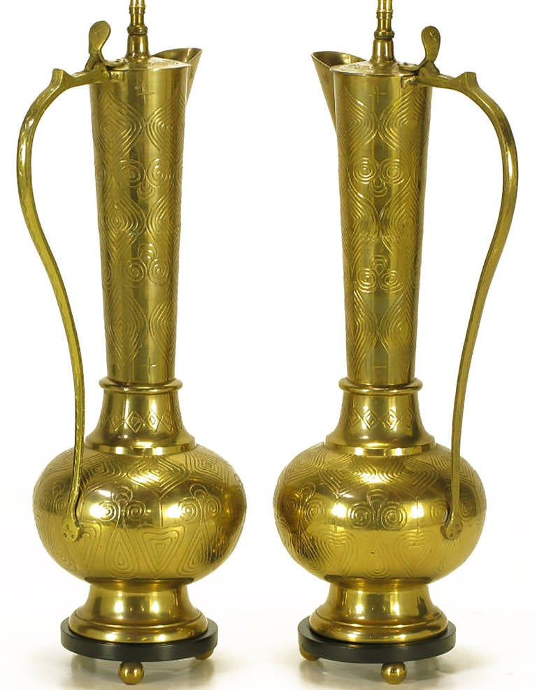 large brass table lamps images