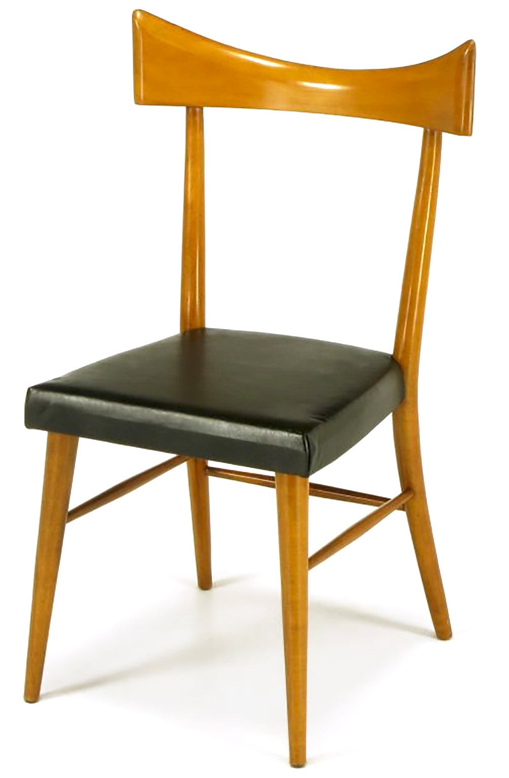 Four Paul Mccobb Winchendon Open Back Dining Chairs At 1stdibs