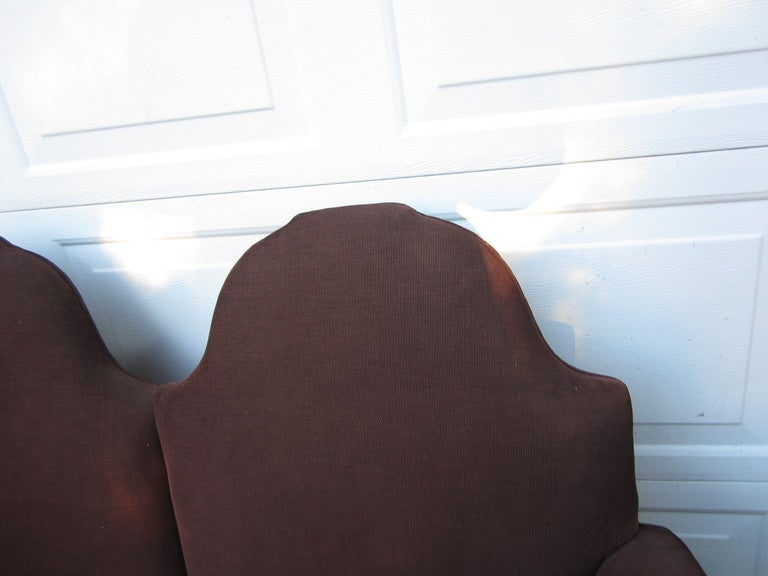 Os Du Mouton Style Settee For Sale 1