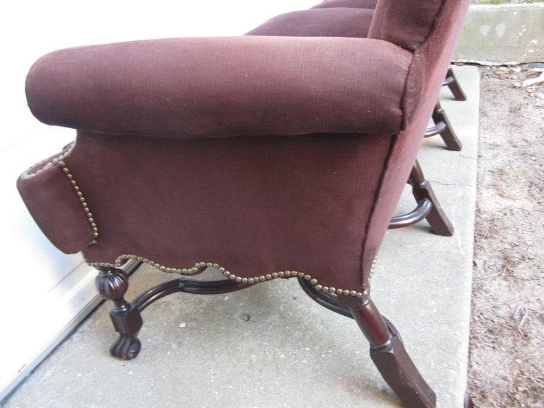 Os Du Mouton Style Settee For Sale 2