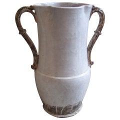Large Ceramic Vase/Umbrella Stand