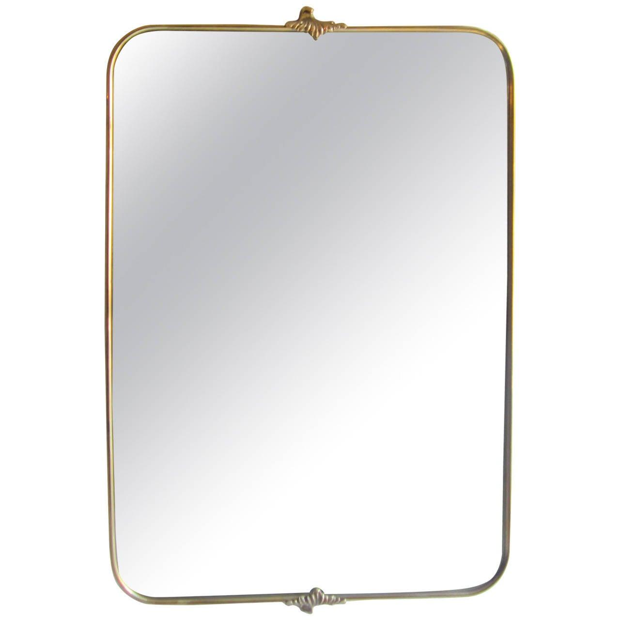 Twig Framed Mirror