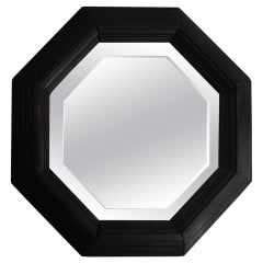 Antique Octagonal Mirror