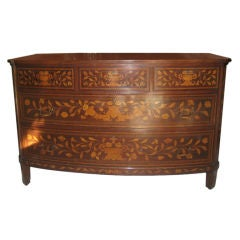 Dutch Inlaid Chest