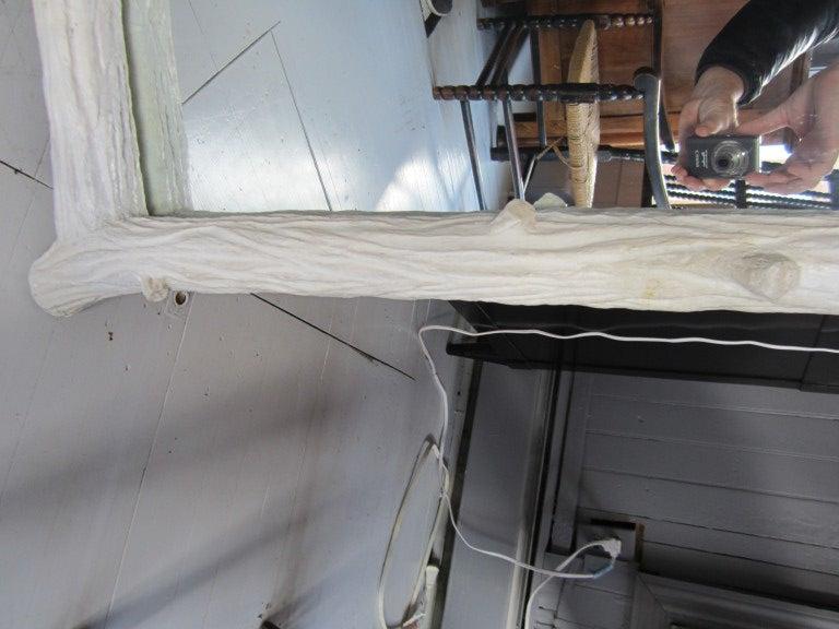 John Dickinson Plaster Twig Mirror 4