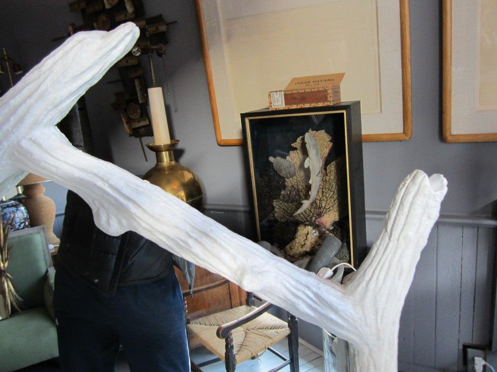 John Dickinson Plaster Twig Mirror 5