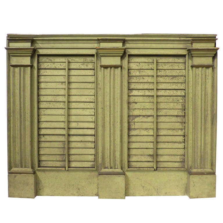 19th Century American Architectural Element
