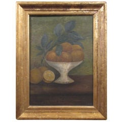 Still Life.  Compote of Fruit.
