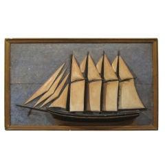 Ship Diorama.
