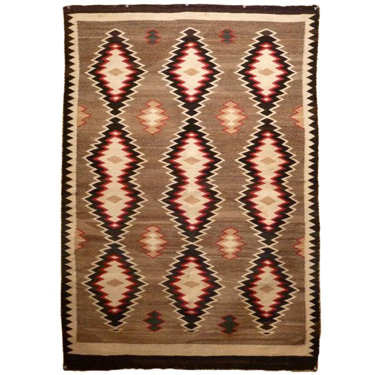 Navajo rug. For Sale