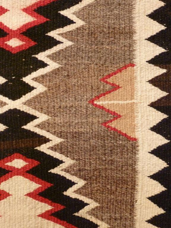 Navajo rug. For Sale 3