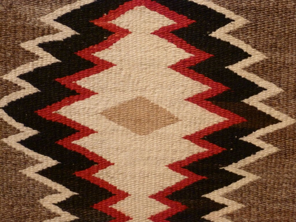Navajo rug. For Sale 4