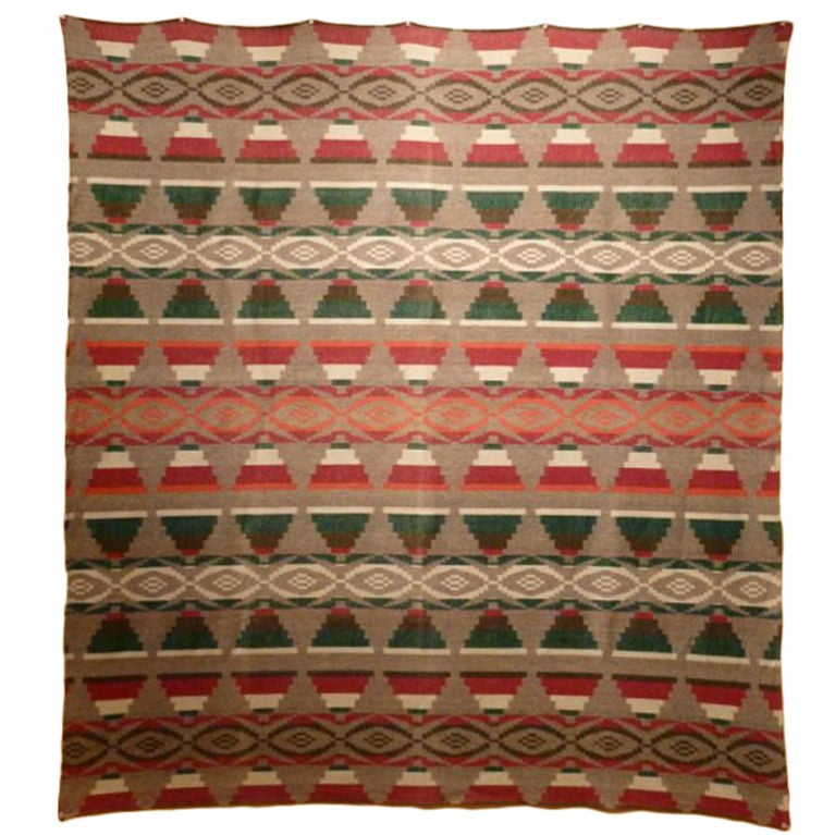 Indian Trade Blanket. For Sale