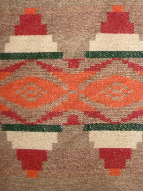 Indian Trade Blanket. For Sale 4