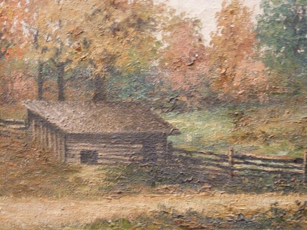 Rustic Landscape. 5