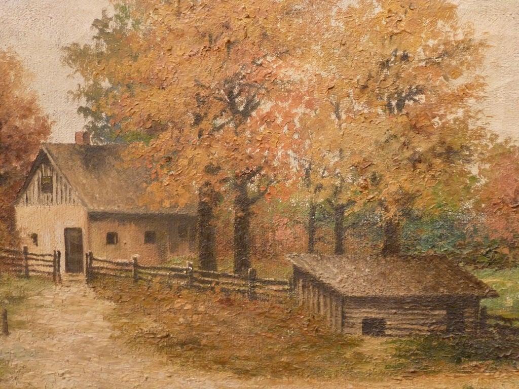 Rustic Landscape. 9