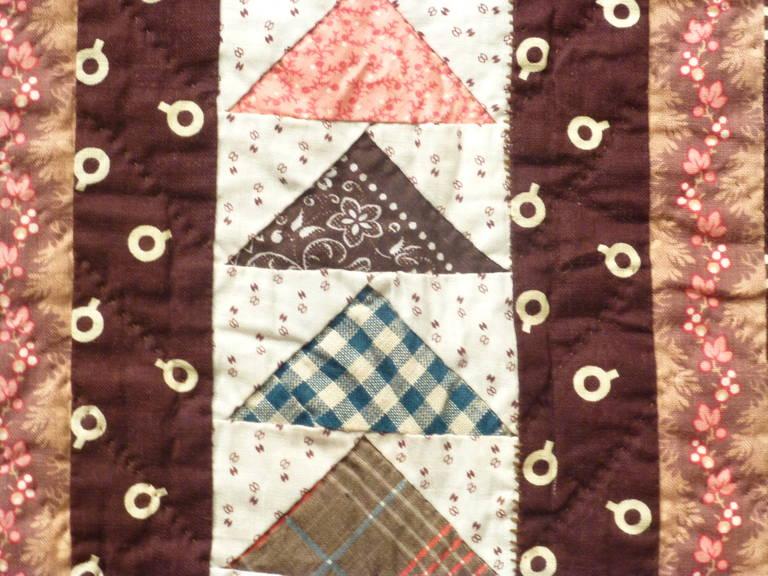 19th Century Antique Quilt