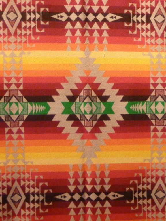 Pendleton Blanket At 1stdibs