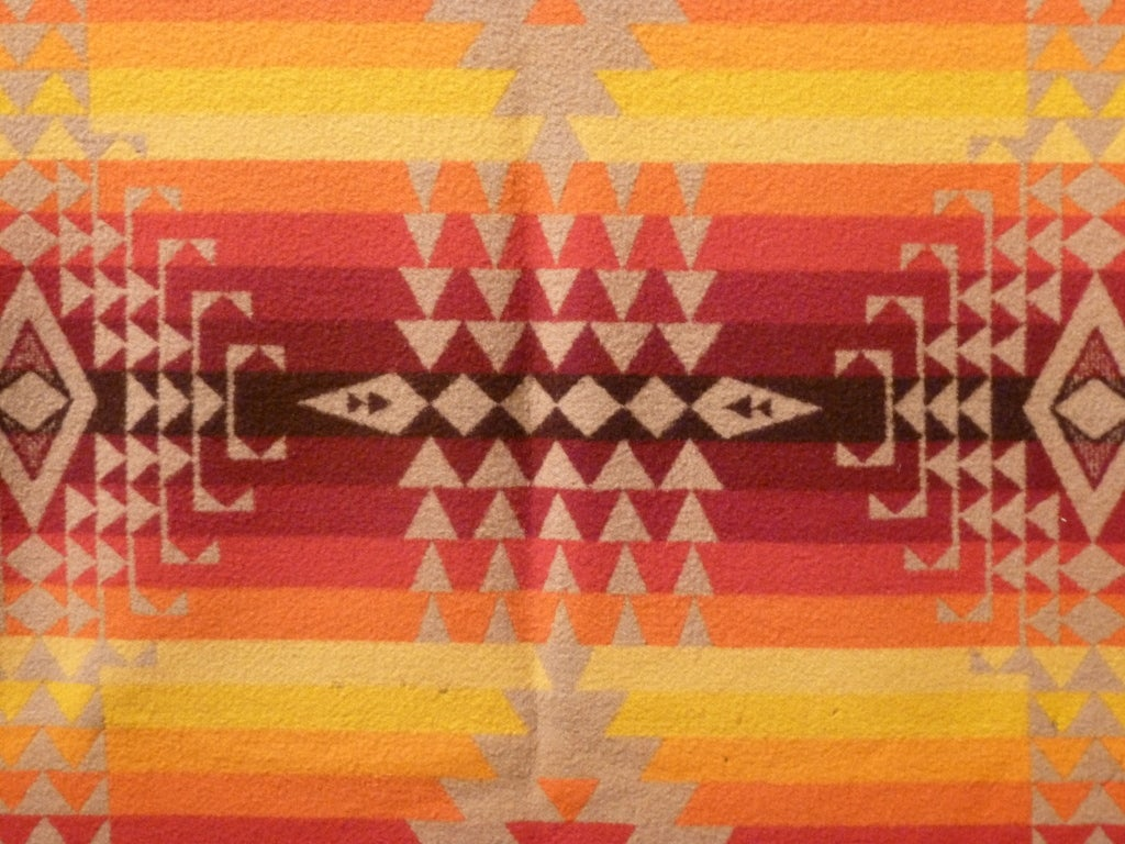 Pendleton Blanket At 1stdibs