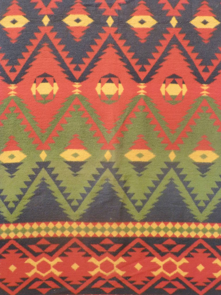 Beacon Or Indian Camp Blanket At 1stdibs
