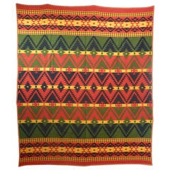 Beacon or Indian Camp Blanket