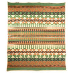 "American Beacon ""Indian"" Blanket"