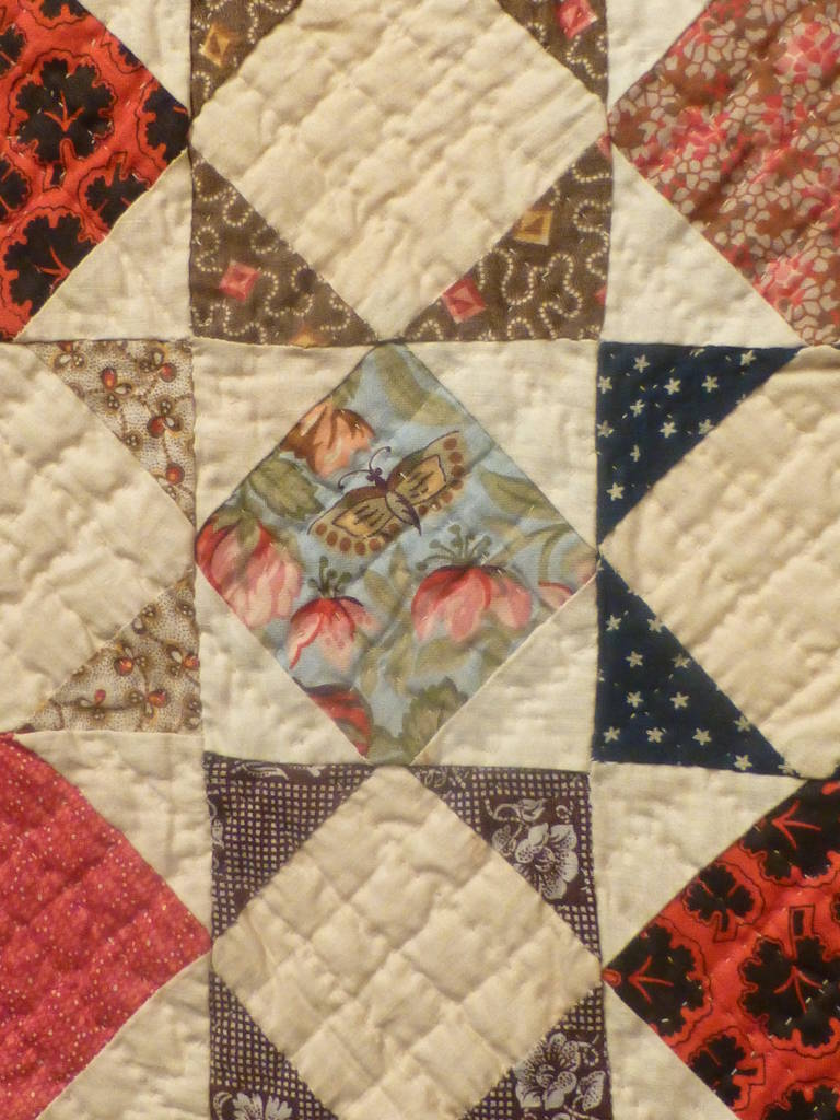 Antique Quilt Quot Square Within A Square Quot Or Quot Variable Star